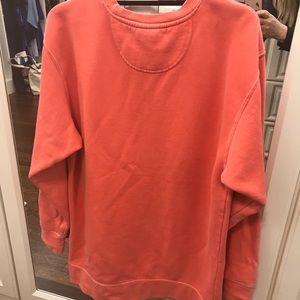Comfort Colors Tops - ROSEMARY BEACH Logo Oversized Sweatshirt Size M